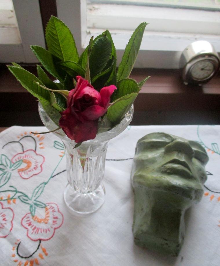 Vika ruusu