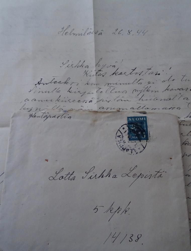 Helmin kirje