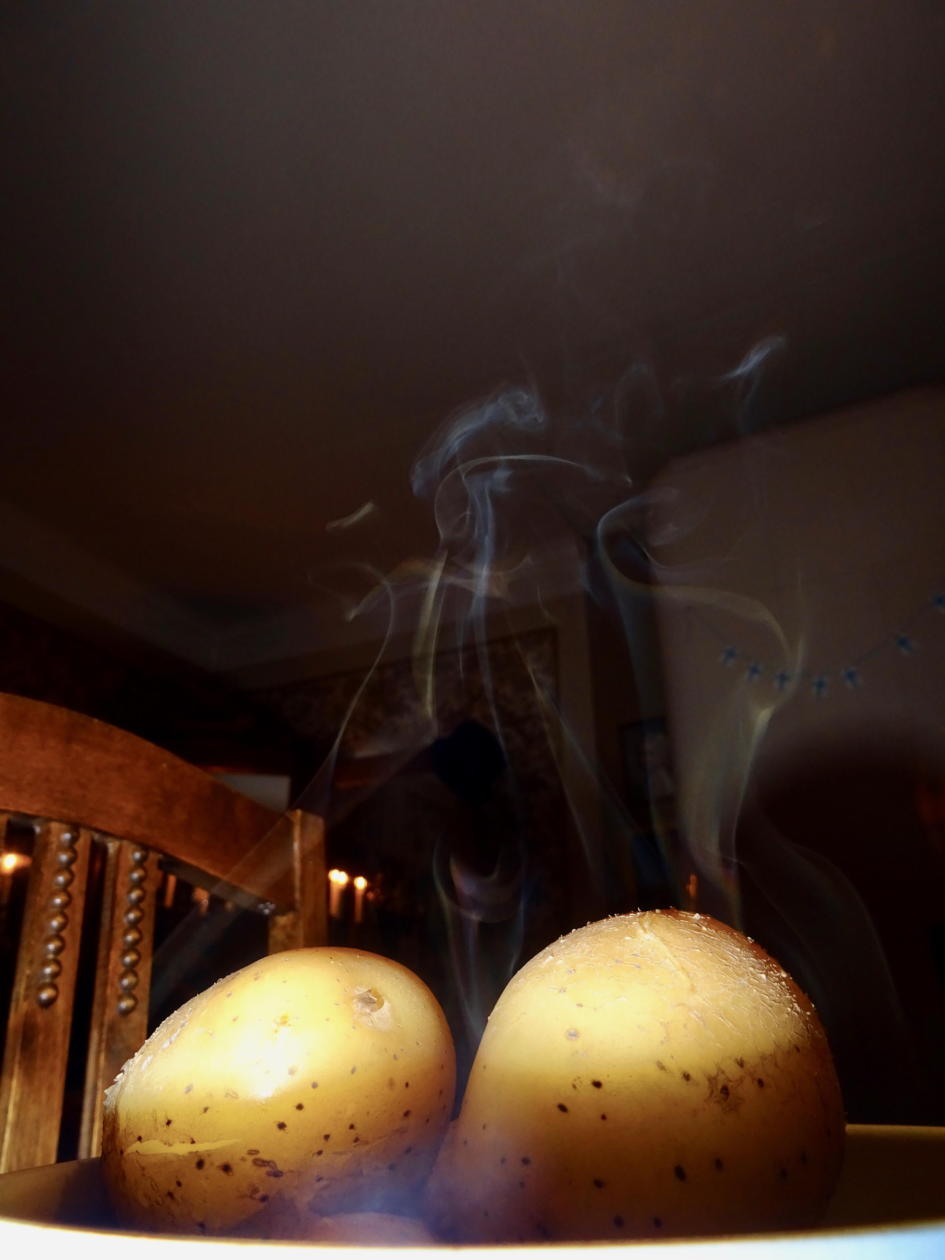 Keittoperunat